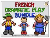 French Dramatic Play Bundle