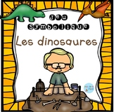 French Dramatic Play (Dino Dig)/ Coin dinosaures {Jeu symbolique}