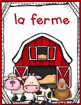 French Dramatic Play (Farm)/ À la ferme {Jeu symbolique}