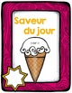 French Dramatic Play (Ice Cream Parlor)/ Au bar laitier {Jeu symbolique}