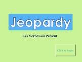 French - ER & IR Jeopardy (Present)