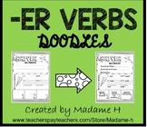 -ER Verbs Doodles
