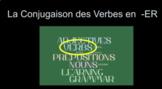 French ER verb conjugation