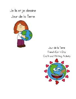 French Earth Day Bundle - Activités pour le jour de la terre