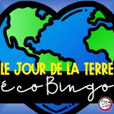 French Earth Day Bingo Cards