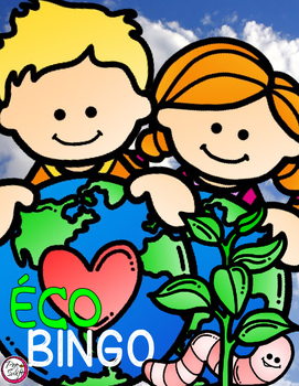 French Earth Day ÉCO-BINGO {Create Your Own Card}
