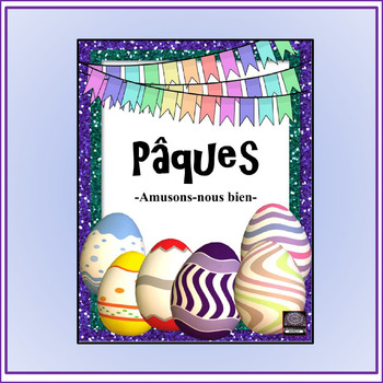 French Easter Activities continue – Pâques