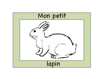 French Easter IMAGE SONG BOOK
