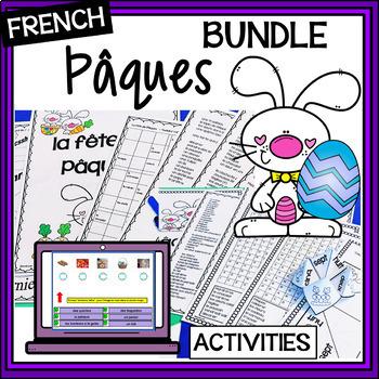 French Easter – Pâques - BUNDLE