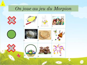 French Easter, Pâques et autres célébrations PPT for beginners