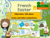 French Easter, Pâques et autres célébrations : interactive