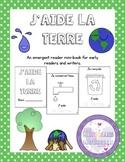Journée de la Terre - French Emergent Reader
