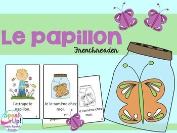 French Emergent Readers {Bundled Set 2}