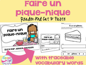French Emergent Readers {Bundled Set 5}