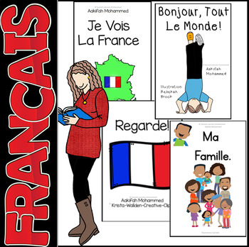 French Emergent Readers- Set One