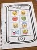 French Interactive Notebook : Comment ça va? Emoji Emotions