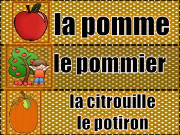 French: En Automne