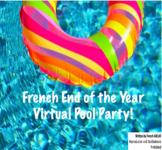 French End of the Year Virtual Pool Party!