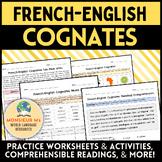 French English Cognates [Les mots apparentés]