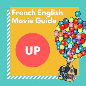 Disney's Up French English  Movie Guide