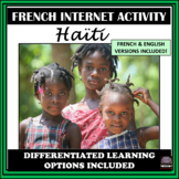French/English Distance Learning Friendly–Haiti/Francophon