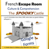 French Escape Room - The Spooky Castle