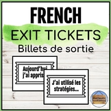 French Exit Tickets