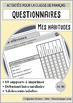 French/FFL/FSL - BUNDLE -  2 questionnaires
