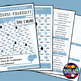 Board game to teach French/FFL/FSL - Course-Poursuite - Heure/What time is it?