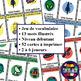 Card game to teach French/FFL/FSL: Bonne pioche - Science-fiction/SF