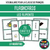 Flashcards in French/FFL/FSL: Aliments/Food