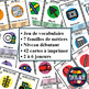 Card game to teach French/FFL/FSL: 7 familles sur les métiers/Jobs