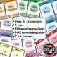 French/FFL/FSL - Games - Bundle 7 families - Verbs - Présent