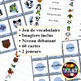 Memory Game to teach French/FFL/FSL: Animaux/Animals
