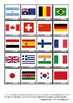 French/FFL/FSL - Games - Memory - Countries