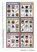 French/FFL/FSL - Games - Mini bingo - Halloween