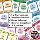 French/FFL/FSL - Games - Seven Families - Verbs 2