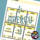 Card game to teach French/FFL/FSL: 7 familles - Verbs 3 - Présent