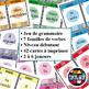 French/FFL/FSL - Games - Seven Families - Verbs 3
