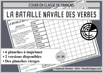 French/FFL/FSL - Games - Verb battleship