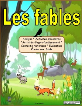 French Fable Unit