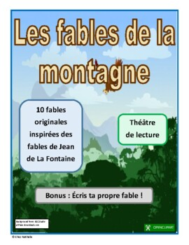 French Fables (Reader's Theatre)