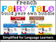 French Fairy Tale Readers Build Your Own Bundle #2