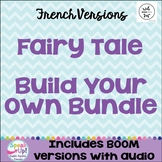 French Fairy Tale Readers~Build Your Own Bundle