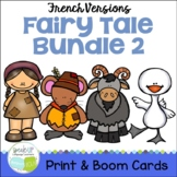French Fairy Tale Readers {Bundle #2} Simplified Readers + BOOM™ Version w Audio