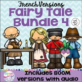 French Fairy Tale Readers {Bundle #4} Simplified Readers + BOOM™ Version w Audio