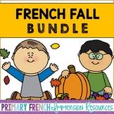 French Fall / L'automne BUNDLE