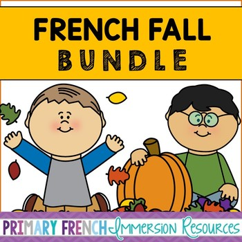 French Fall / L'automne BUNDLE