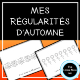 French Fall Patterns Activity: Les Régularités d'Automne e