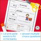 French Fall Reading Comprehension   Compréhension de lecture L'AUTOMNE